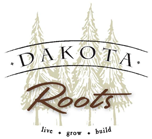 Image of Dakota Roots logo.